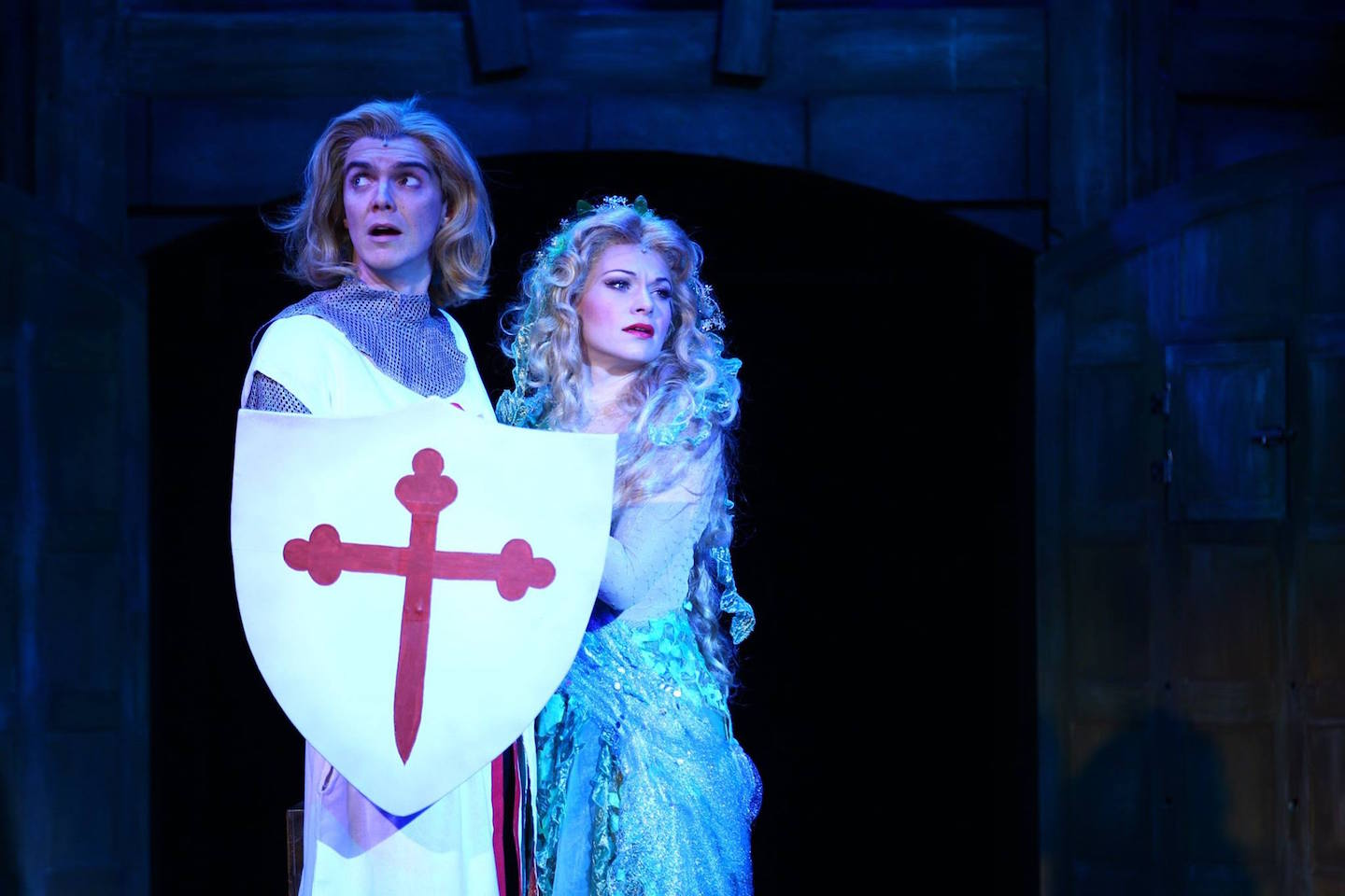 Spamalot at Theatre at the Center