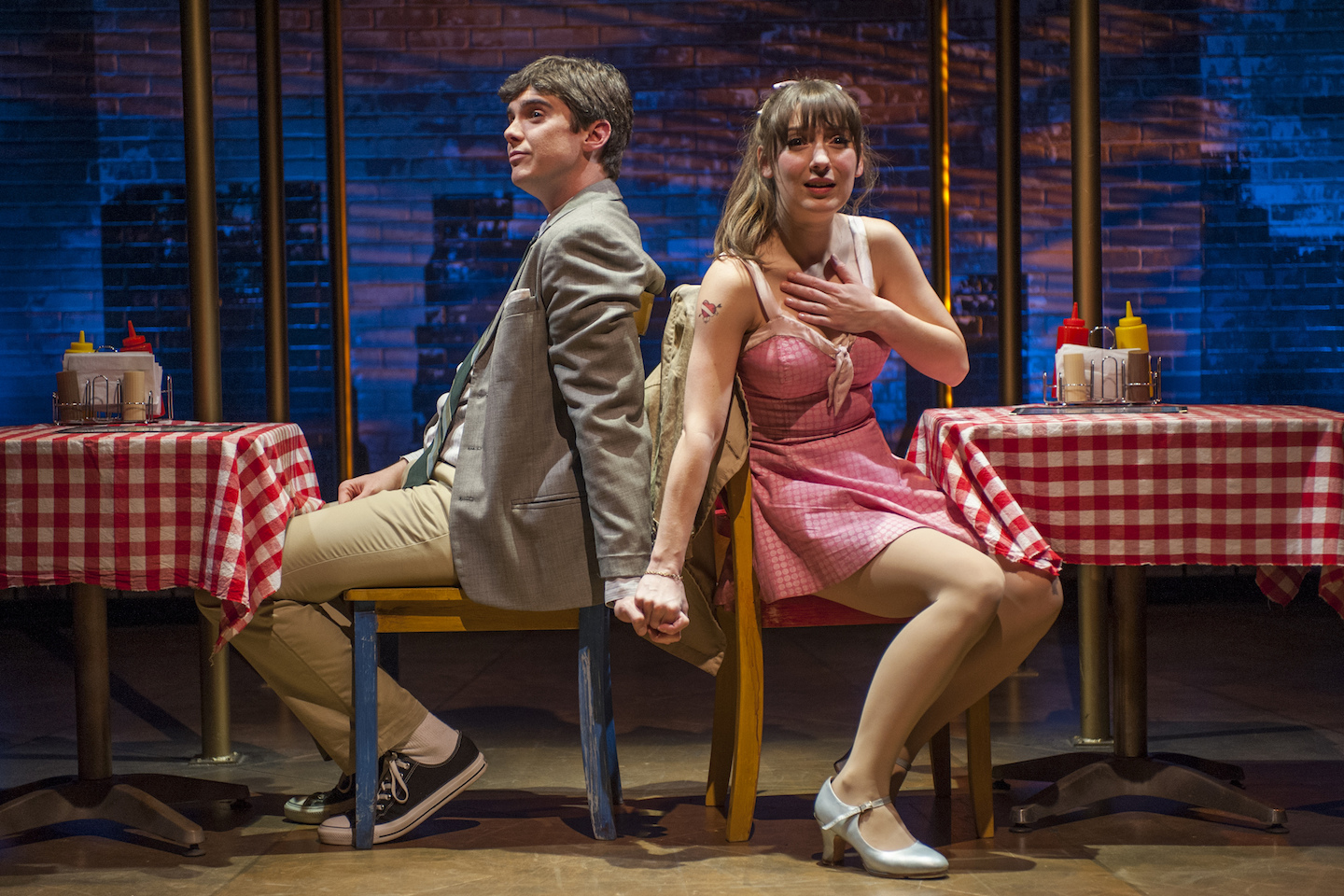 Sweet Charity at Writer Theatre